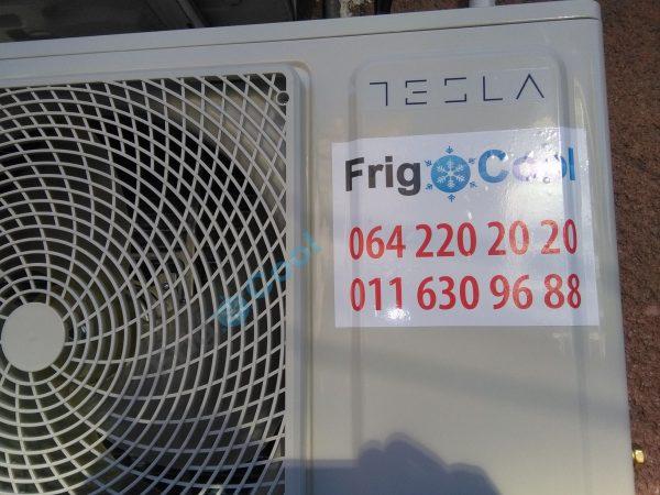 Tesla inverter