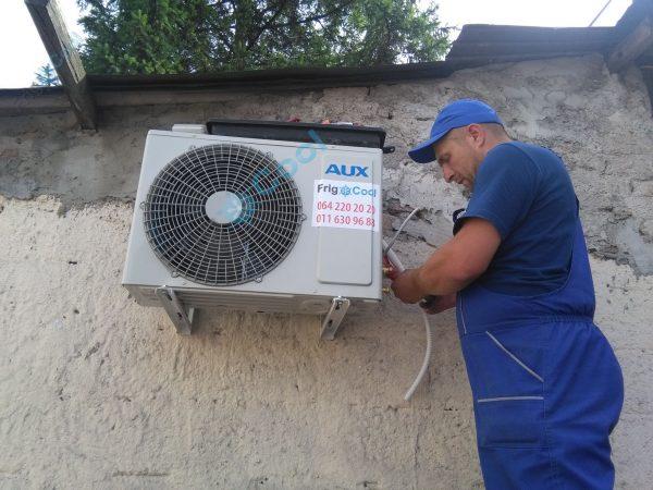 AUX klima ASW-H12A4/NC spoljasnja jedinica