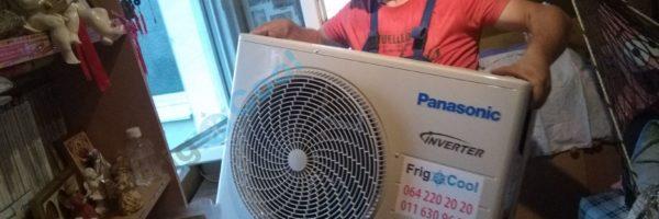 Panasonic klima uredjaj CS-RE12RKEW/CU-RE12RKE Inverter