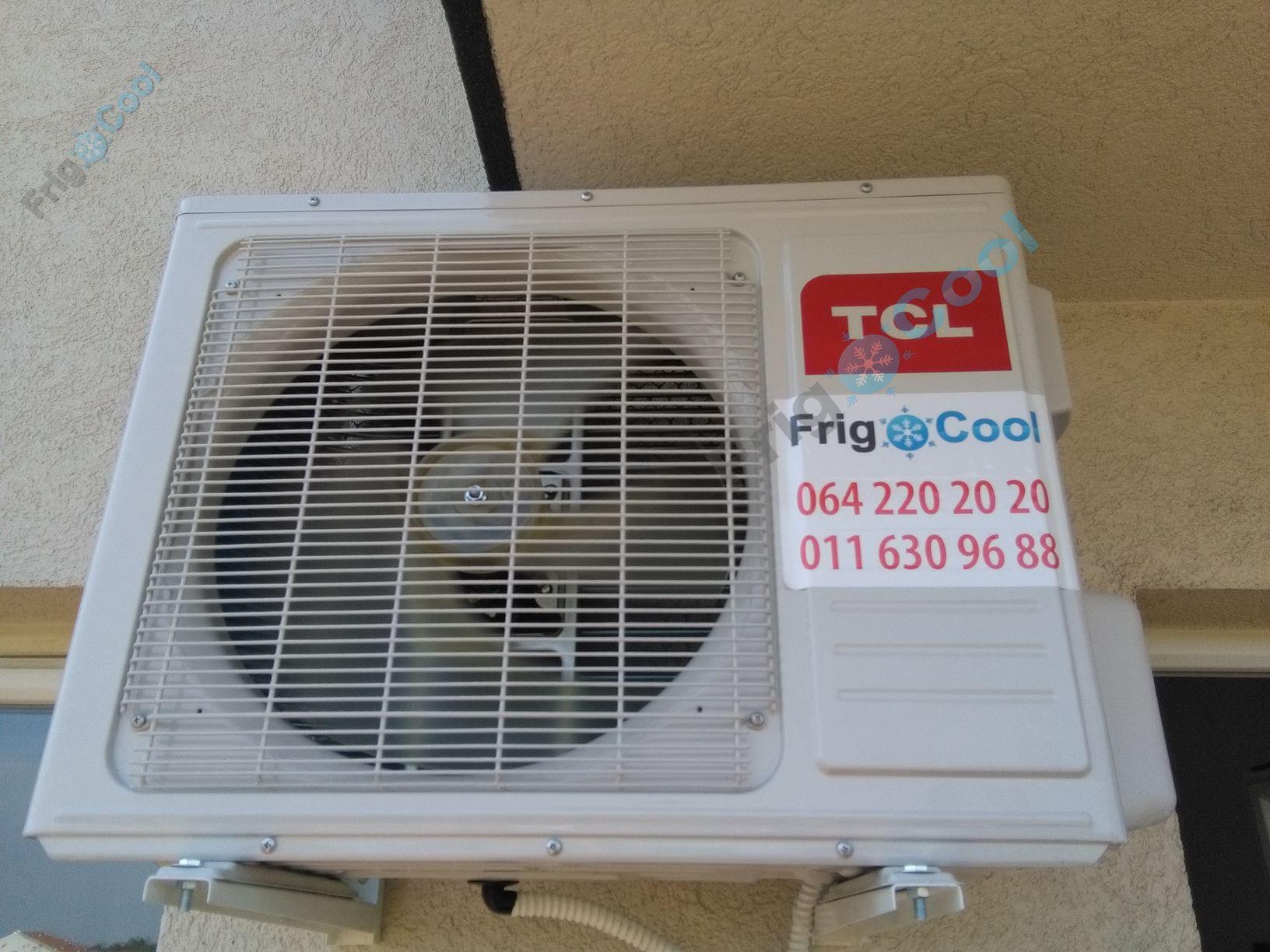 TCL klima uredjaj ugradnja